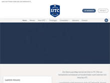 Tablet Preview of ijtc.nl
